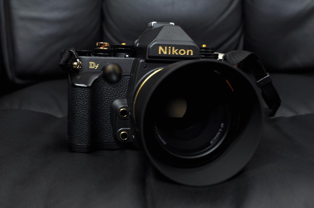 Nikon Df 名入れ