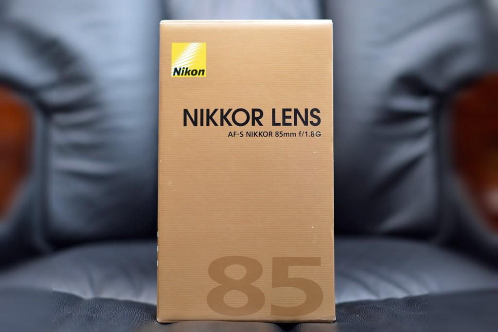 AF-S NIKKOR 85mm f1.8G レビュー