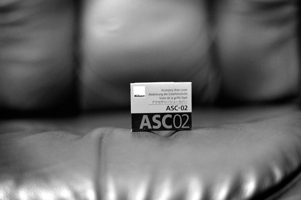 Nikon ホットシューアクセサリー ASC-02