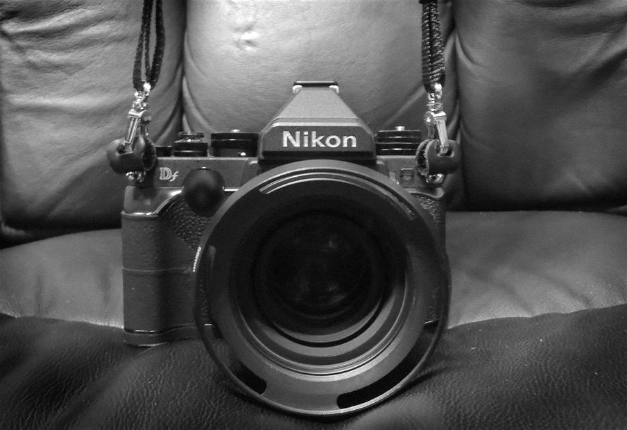 カメラストラップ ワンタッチ交換術