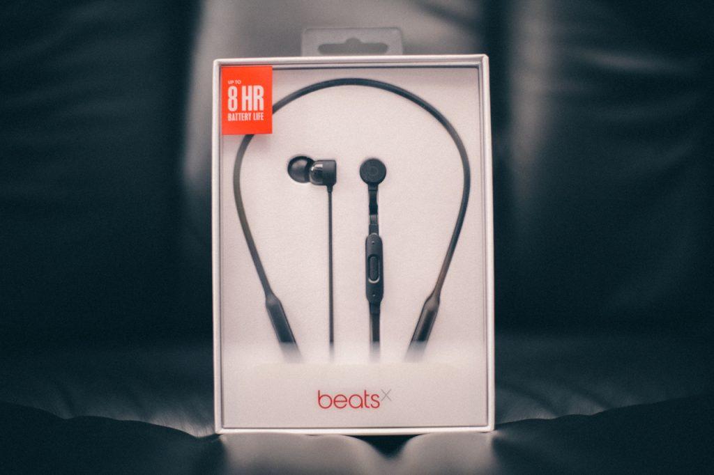 BeatsX 購入 使用感・音質レビュー