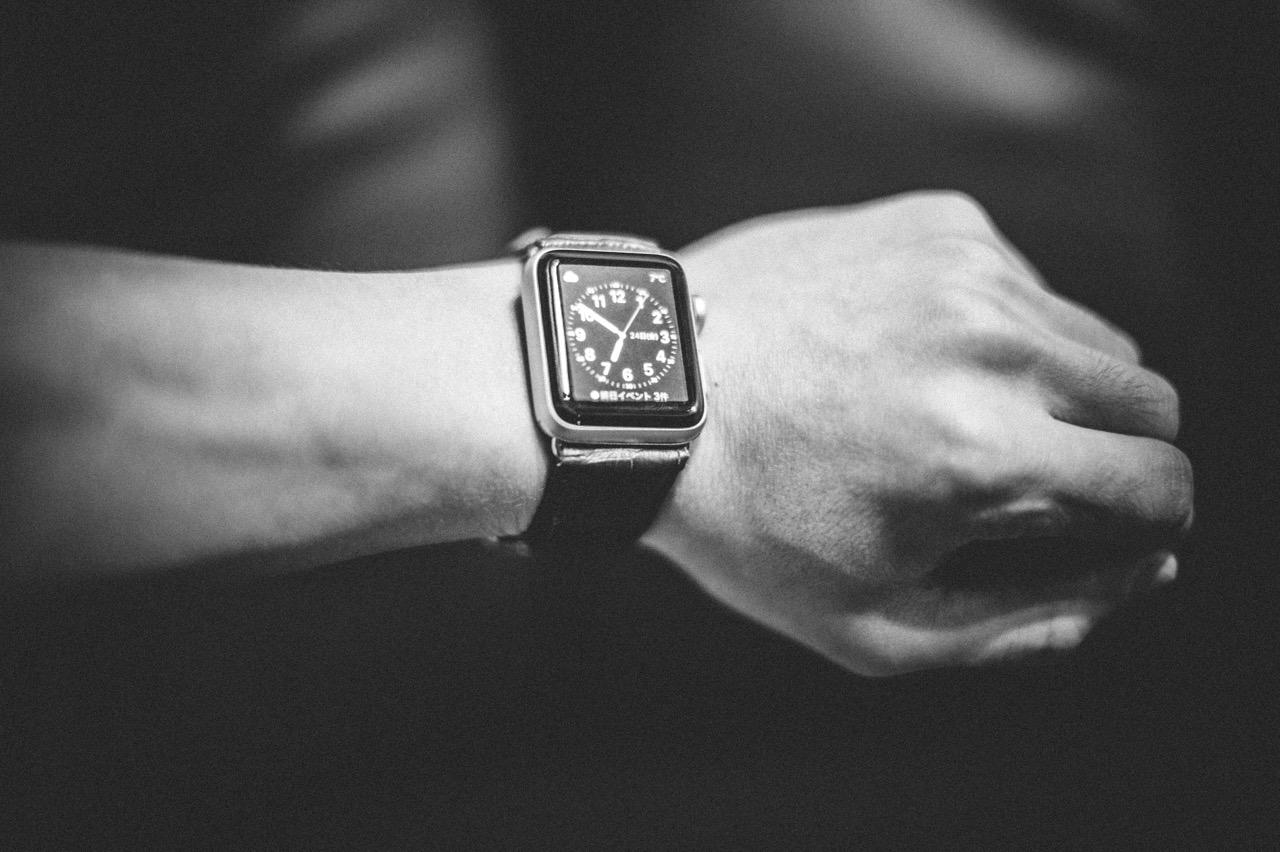 Apple Watch series2 ベルト カスタマイズ