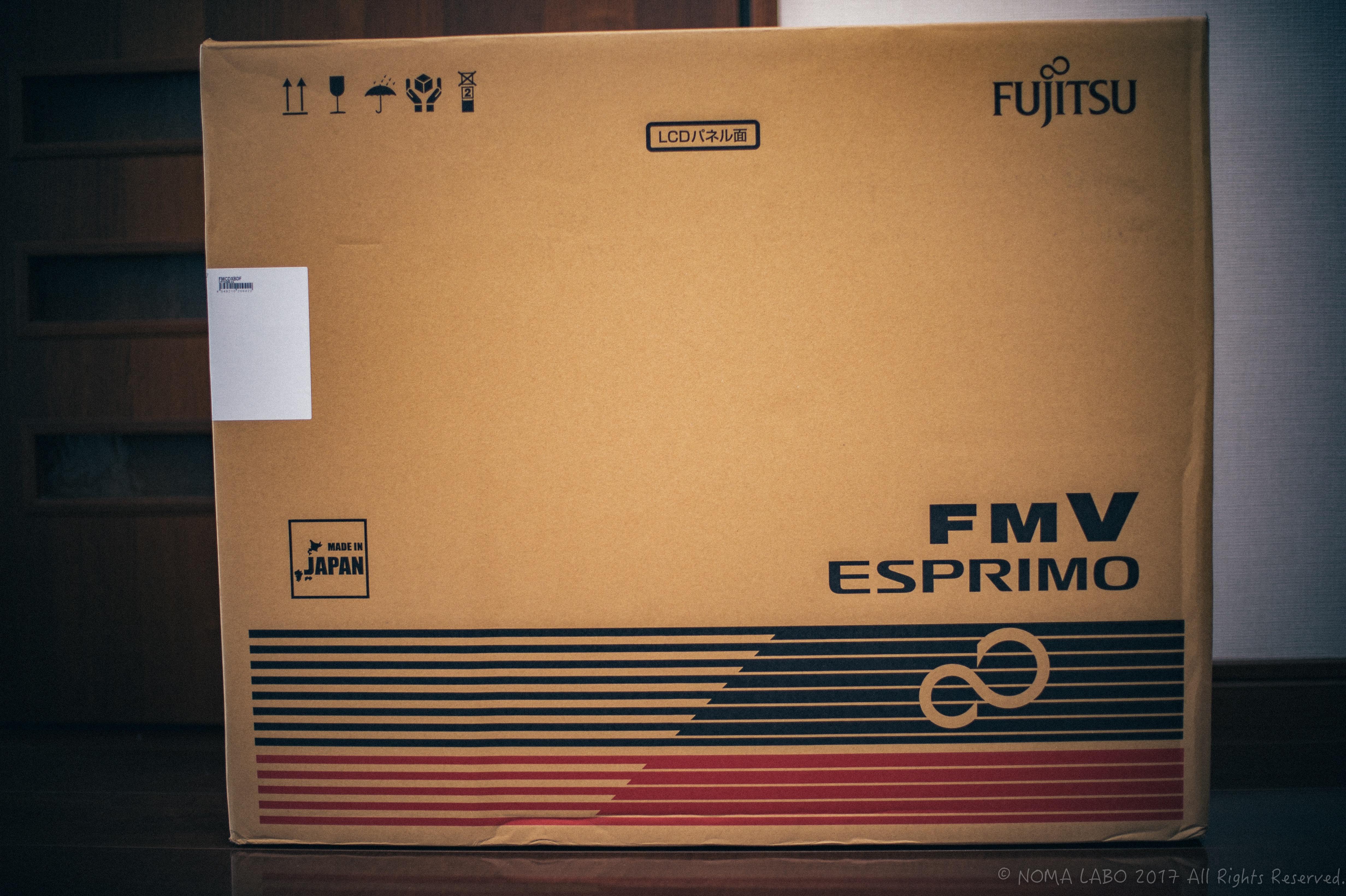 FUJITSU FMV ESPRIMO WF2/A3