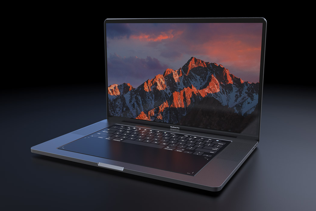 MacBook Pro late 2018