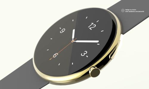 Apple Watch series4 は円形デザイン? Apple Watchはいずれ円形デザインになるかもしれません