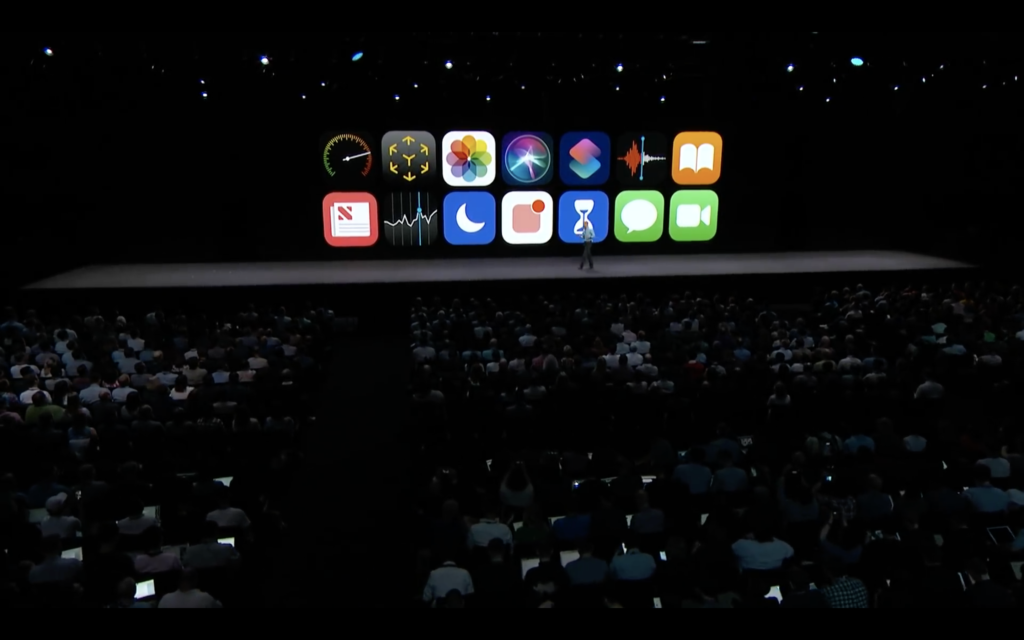 iOS 12 新機能
