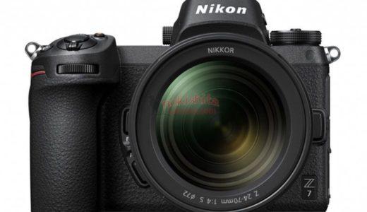 「 Nikon Z 」ニコン初のフルサイズミラーレスの画像が発表日 前日にリーク。
