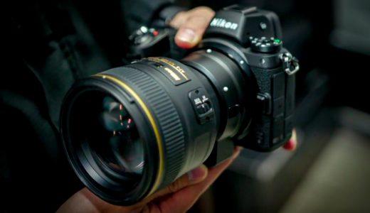 Nikon Z 7 早くも品薄だと。