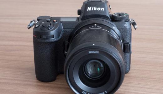 Nikon Z 7と、Nikon Z 6。どっち買う?