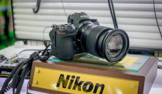 Nikon Z 7 先行展示に行ってきた。