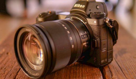 「 Nikon Z 7 」で撮影したデータサンプル