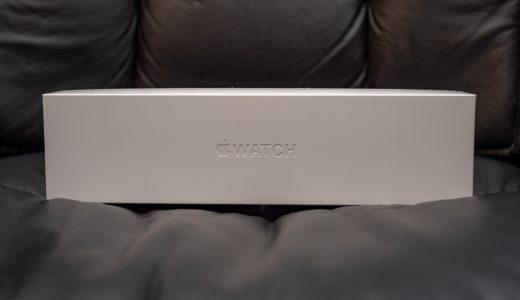 Apple Watch Series 4 届く。レビューやります。