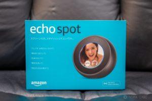Amazon Echo Spot レビュー