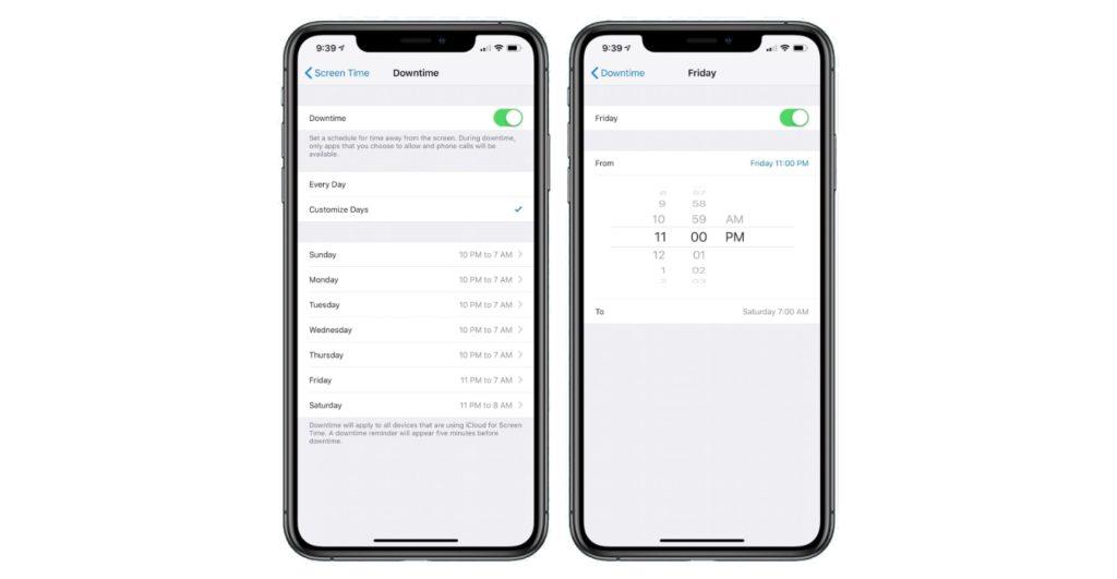 iOS12.2 スクリーンタイム
