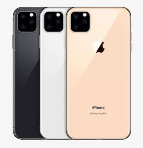 iPhone 2019 カメラ