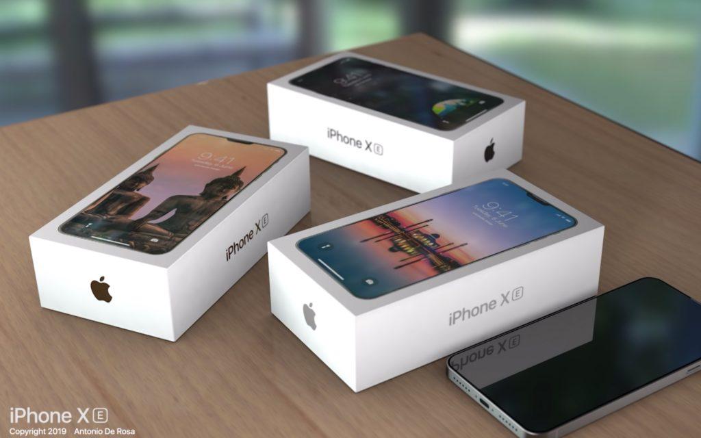 iPhoneXE