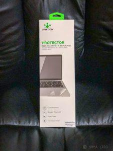 NEW 13インチMacBook Pro 2016-2018用 トラックパッド保護フィルム 内側保護シール (スペースグレイ)1