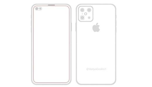 2019年iPhoneのカメラはトリプル確定。正方形デザインが有力