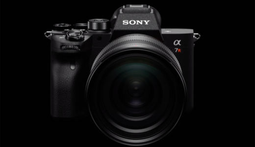 Sony「α7R IV」が正式発表。画素数は、6100万画