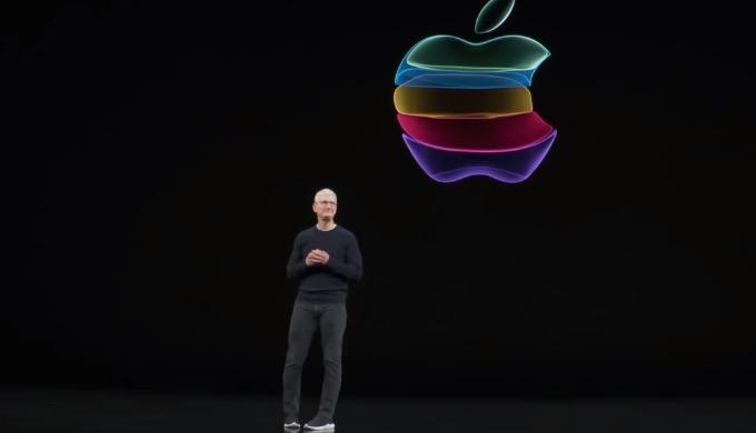 Apple イベント 9月
