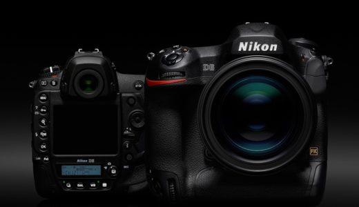 Nikon D6 いよいよ。