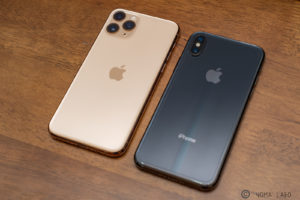 iPhone11 Pro iPhoneX