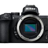 Nikon Z50 発売