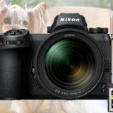 Nikon Z7用 新ファームウェア C:Ver.3.00 リリース