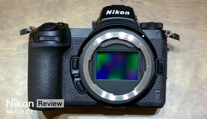Nikon Z 7 レビュー